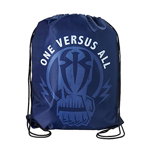Roman Reigns One Versus All WWE Drawstring Bag by WWE