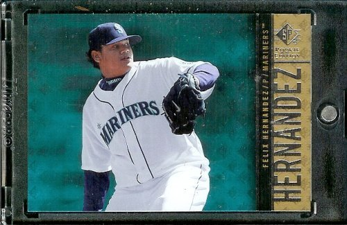 2007 Upper Deck SP Rookie Edition # 88 Felix Hernandez - Mariners - MLB Trading Card