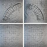 Tablescape Tiles - Forgotten City, Display Board (4)