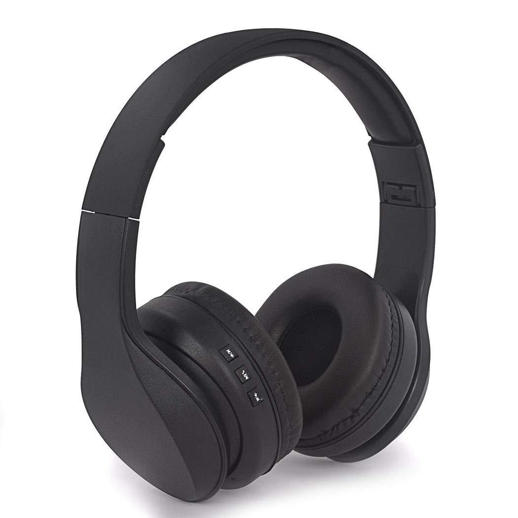 fukjem Bluetooth Headphones Over Ear Wireless Auto Pairing Bluetooth Headset Stereo Sporting Headphone Bluetooth Headsets