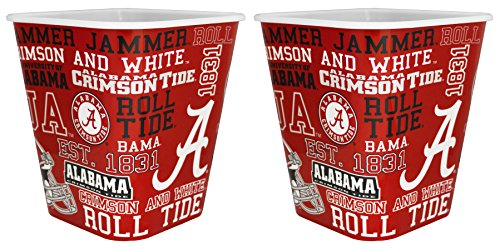NCAA Alabama Crimson Tide 3 Liter Reusable Plastic