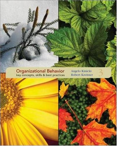 organizational behavior remaking jcps organisational culture The concept of organizational culture has received increasing attention in recent years both from academics and  organizational behavior & human performance, 23.