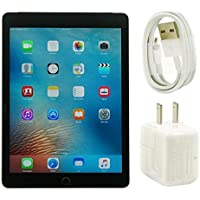 Apple Ipad Air 2 64GB Factory Unlocked (Space Gray, Wi-Fi + Cellular 4G, Apple SIM) Newest Version