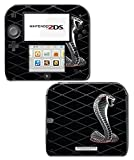 Snake Cobra Art Video Game Vinyl Decal Skin Sticker Cover for Nintendo 2DS System Console