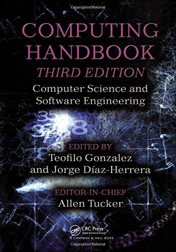 Computing Handbook: Computer Science and Software Engineering (Volume - Computer Engineering Ieee
