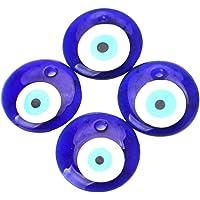 SUPVOX 4 piezas de encanto de ojo malvado