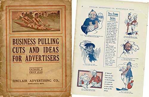 BUSINESS PULLING CUTS AND IDEAS FOR ADVERTISERS (CATALOG A)