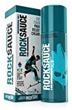 #4: ROCKTAPE Pain Relief Cooling Gel, 6% Menthol, Paraben Free, Sulfate Free, NSAID Free, RockSauce Chill, 3oz or 32oz