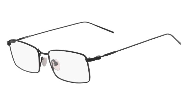 Eyeglasses CK 18119 001 MATTE SOLID BLACK