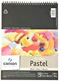 Canson Mi-Teintes Pastel Paper Pad, Glassine, Dual