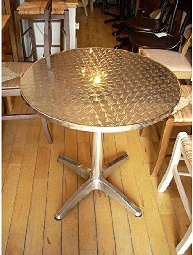 アルミガーデンテーブル 1082B 直径80cm B015QTRNOK