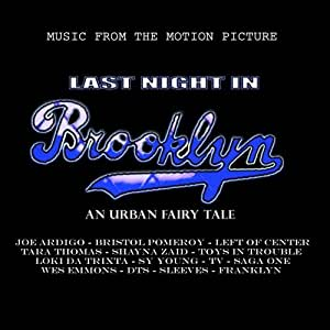 Music from and inspired by the motion picture Last Night in Brooklyn