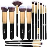 JPNK Synthetic Makeup Brush Set Cosmetics...