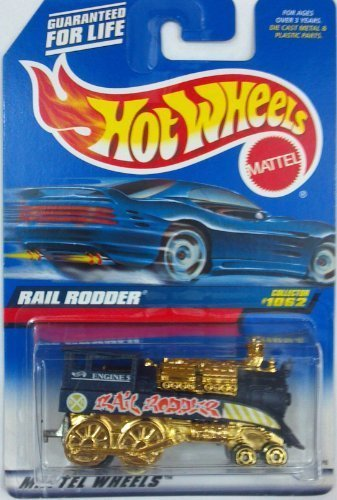 train hot wheels - 1