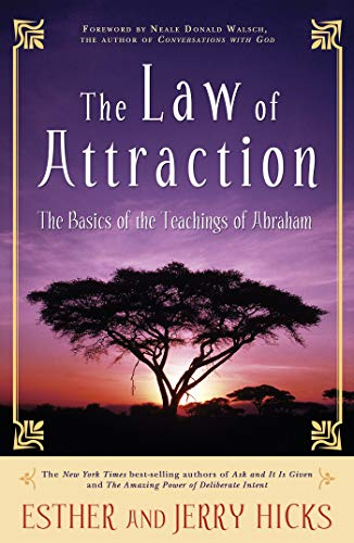 Law Attraction Esther Hicks ebook product image
