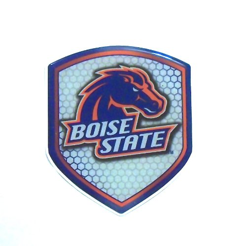boise state window decal - 9