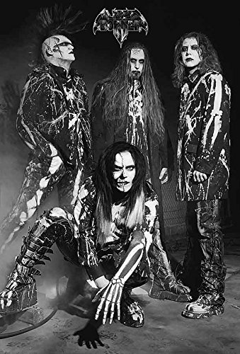 O-55002 Lizzy Borden Band Music Collections, decorative Poster Print Vintage New