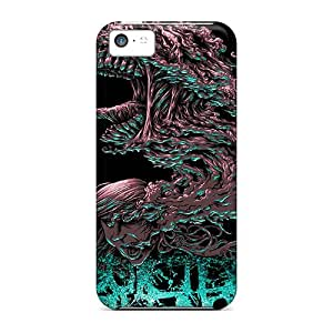 Special Kristty Skin Case Cover For Iphone 5c, Popular Suicide Silence Phone Case