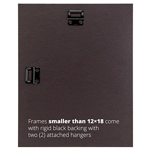 Craig Frames 23247812 12 x 16 Inch Picture Frame, White, Set of 4