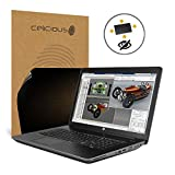 Celicious Privacy Plus HP ZBook 17 G3 4-Way Visual Black Out Screen Protector