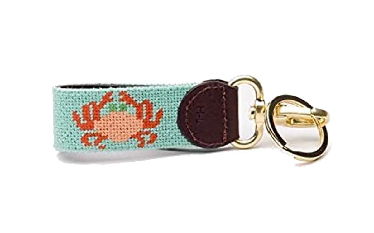 Harding Lane Crab Key Fob Mint OS