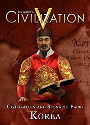Sid Meier's Civilization V: Korea Civilization and Scenario Pack [Online Game Code]