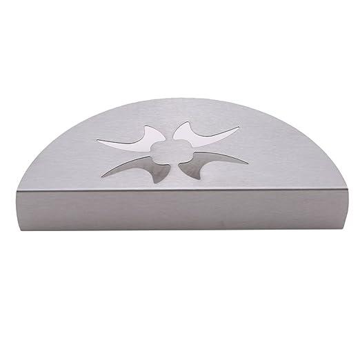 Yinew - Servilletero de Metal, práctico Soporte para Mesa de ...