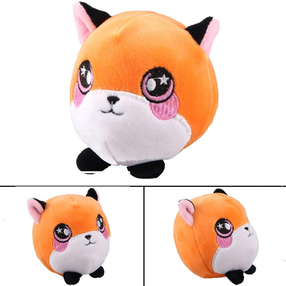 Stress Relief Toys for Kids Anxiety, Toys Furry Squishies Squeeze Slow Rising Toys Stress Relief Toy, Yellow BOLUOYI