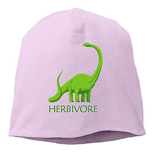 Black Cap Skull Stretch NDJHEH Gorras béisbol Cap Dinosaur Herbivore Beanies Unisex Hedging Hat Soft Knit PZ6qgPwx