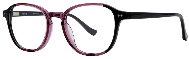 Eyeglasses Kensie Abstract Pink