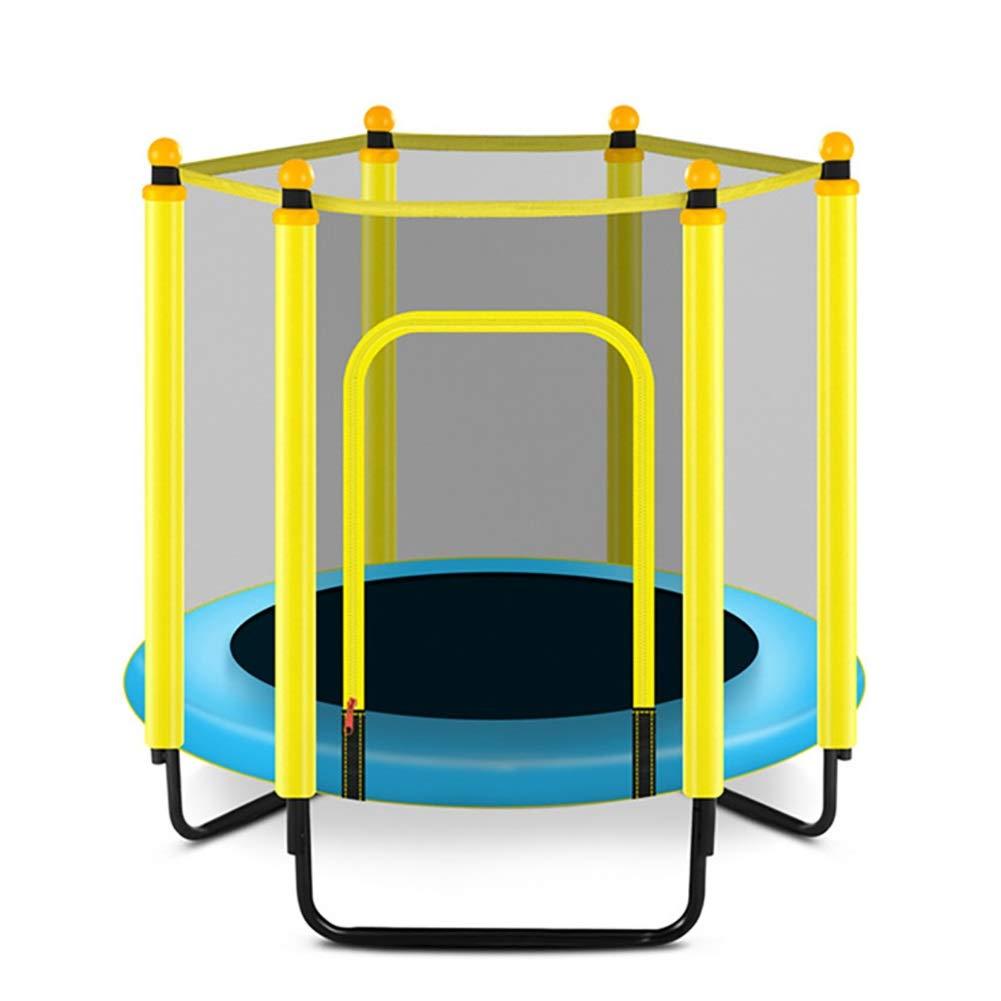 YXX- トランポリン : エンクロージャの網及びジッパーのドアが付いている折るトランポリンの適性の、サポート250のkg (色 Pink) : Pink) トランポリン B07PGDV988 青 青, イルビゾンテ正規取扱店 Ray-g:04576f0d --- m2cweb.com
