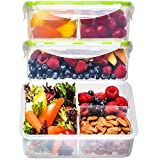 Best Bento Lunch Boxes - 2 Bento Lunch Box Meal Prep Containers Review