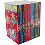 Jacqueline Wilson Collection 10 Books Set, Titles includes - the Story of Tracy Beaker, Starring Tracy Beaker,Dustbin Baby,Vicky Angel,Lily Alone,The Worst Thing About My Sister, The Mum-Minder.