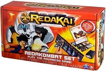 Redakai - Juego de cartas, 2 jugadores (Spinmaster) (versión ...