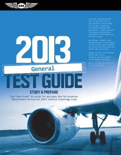 - General Test Guide 2013: The