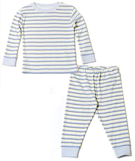 4fa6bb849 Amazon.com  Under the Nile Organic Cotton Baby and Toddler Boy Blue ...