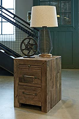 Sommerford Chair Side End Table