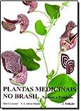 capa de Plantas Medicinais no Brasil. Nativas e Exóticas