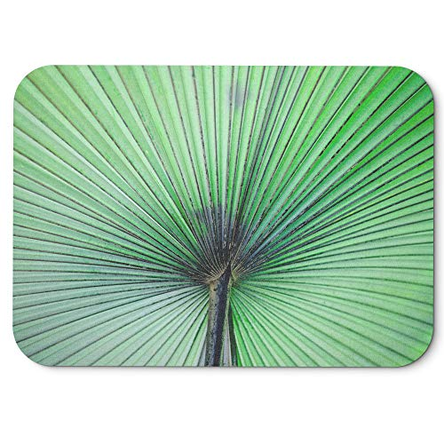 Westlake Art - Leaf Palm - Mouse Pad - Non-Slip Rubber Picture Photography Home Office Computer Laptop PC Mac - 8x9 inch - Saw Palmetto Flora
