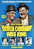 DVD : When Comedy Was King - Restored