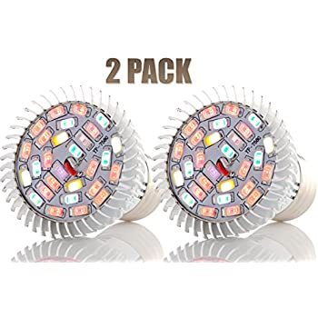 Amazon.com : LED Grow Lights for Plants with Heat Sink