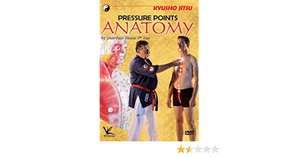 Amazon.com: Kyusho-Jitsu - Pressure Points Anatomy: Jean-Paul Bindel ...