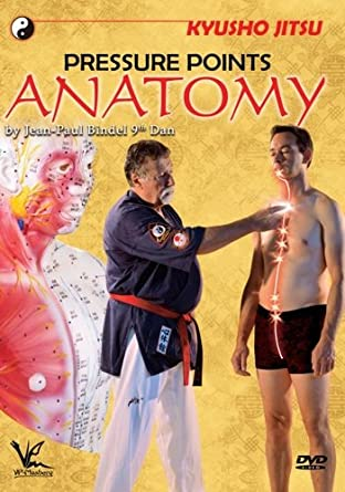 Kyusho-Jitsu - Pressure Points Anatomy: Amazon.co.uk: Jean-Paul ...