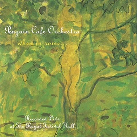 Southern Jukebox Music (Live) (Penguin Cafe Orchestra Rome)