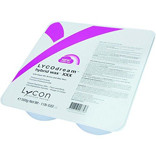 Lycon LycoDream Hybrid Wax Stripless Hard Wax 17.6 oz