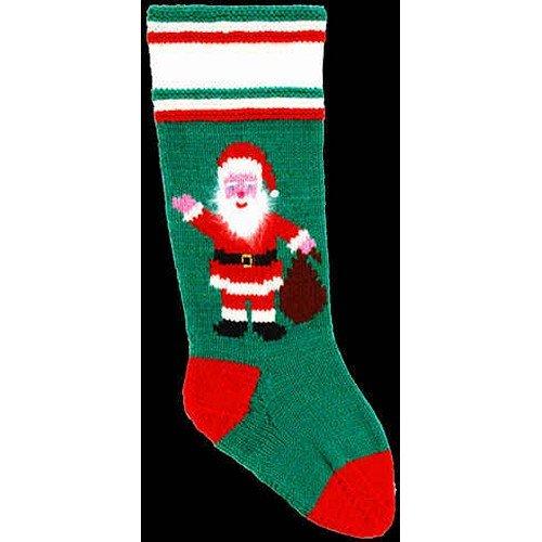 DooLallies Christmas Stockings Kits Santa with Bag