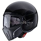Caberg Ghost Carbon Motorcycle Helmet