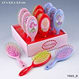 Trixibelles Hairbrush (Random designs) by Depesche