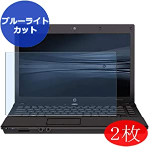 """【2 Pack】 Synvy Anti Blue Light Screen Protector for HP ProBook 4410s 14"""" Screen Film Protective Protectors [Not Tempered Glass]"""