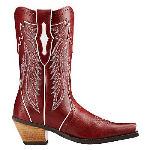 Ariat Womens Calamity New West Rossetto Rosso